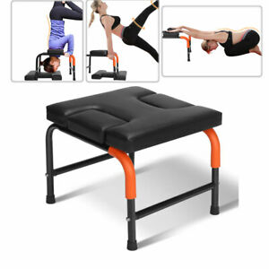yoga headstand chair inversion bench headstand home gym