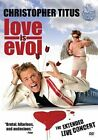 Christopher Titus Love Is Evol 0097368942042 DVD Region 1