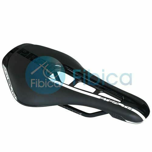 New Shimano PRO STEALTH Stainless RAIL Road Cycling Bike SADDLE BLACK 142MM