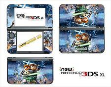 HAUT STICKER AUFKLEBER - NINTENDO NEU 3DS XL - REF 198 LEGO STAR WARS