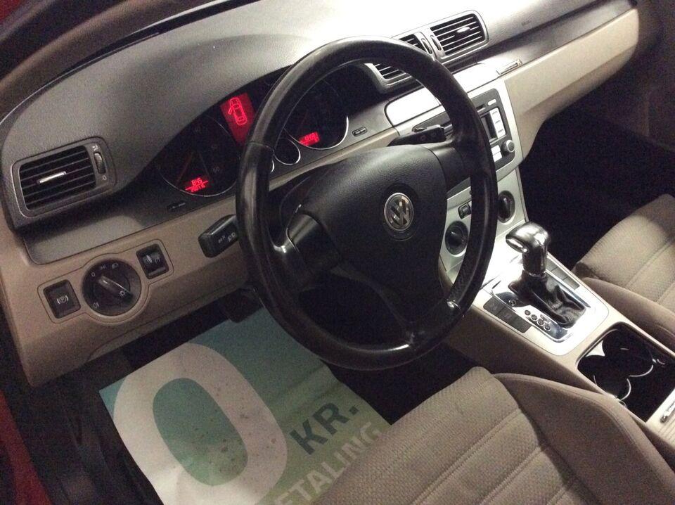 VW Passat 2,0 TDi 140 Comfortline DSG Diesel aut.