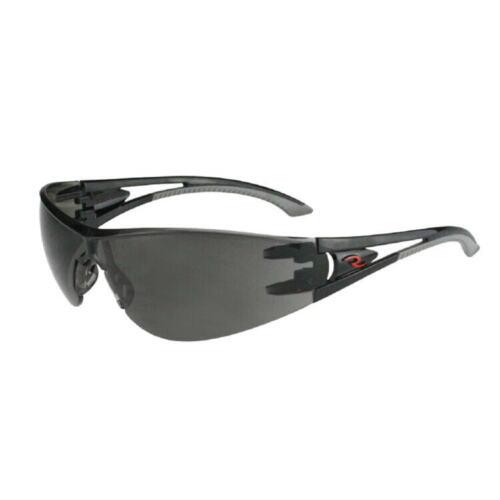 Radians Optima Safety Eyewear Black Temples