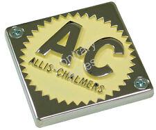Allis Chalmers D10 D12 D14 D15 D17 D19 Creme Steering Wheel Center Cap