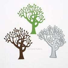 Small Tree Craft Decorative Paper Art Embossing Cutting Die