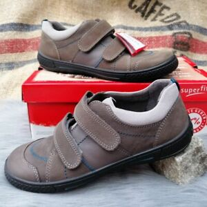 online store 87275 1773d Details zu SUPERFIT Stone - Sneaker Halbschuhe, Kinderschuhe Jungen Klett  Leder Gr.33 & 35