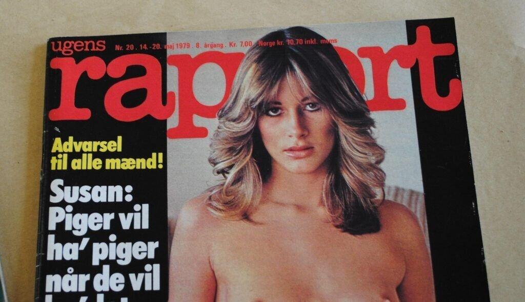 Ugens Rapport fra 70erne og 80erne. - dba.dk - Køb og Salg