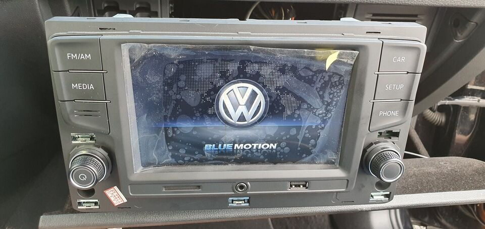 Multimedia system, VW Rdc 330 plus