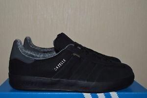 adidas gazelle indoor gtx gore-tex 7 -10 uk vintage size black spzl ... b10e754f49e7