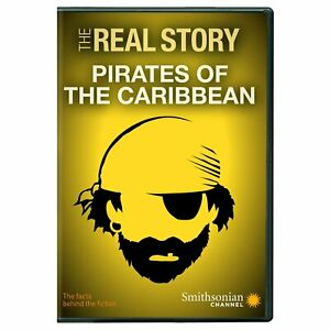 The-Real-Story-Pirates-of-the-Caribbean-DVD-2010-smithsonian-new-sealed
