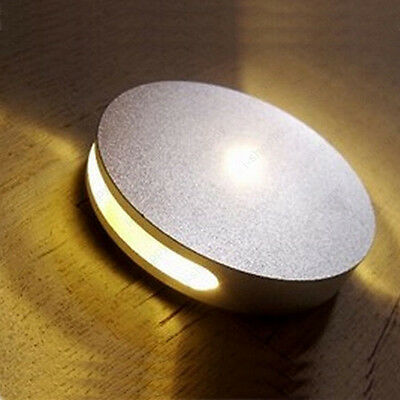 Modern 3W LED Wall Sconces Light Night Lamp Disco Aisle Living Room Canteen Cafe