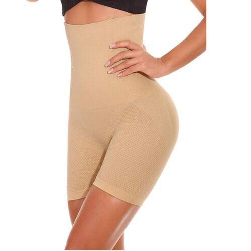 Women Shaperwear All Day Every Day High Waist Shorts Panties Body Shaper Slim US