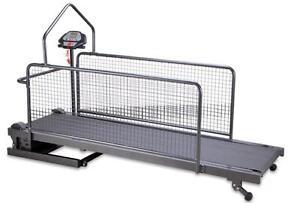 Motorized-Dog-Treadmill-Walking-Machine-Wire-Mesh-Sides-150x37cm-walking-area