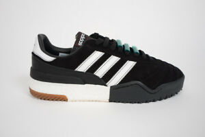 dd97fc926e087 Image is loading Adidas-X-Alexander-Wang-Bball-Soccer-black-size-