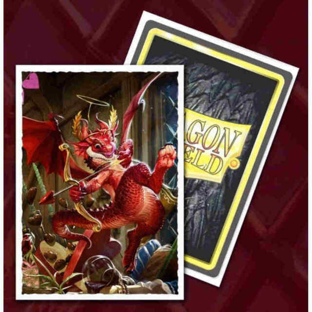 Dragon Shield Standard Size Matte Art Sleeves 100 Count