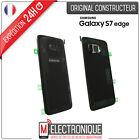 Vitre arrière Noir Original Samsung Galaxy S7 Edge G935
