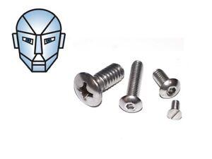 Stainless-Steel-Rebolt-Screw-Kit-To-Suit-Crosman-2260