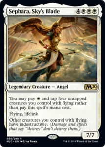 Sephara-Sky-039-s-Blade-Foil-x1-Magic-the-Gathering-1x-Magic-2020-mtg-card