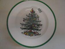 item 5 Spode Christmas Tree Dinner Plate New 10  Holly Presents -Spode Christmas Tree Dinner Plate New 10  Holly Presents & 2 Spode Christmas Tree 10 3/4