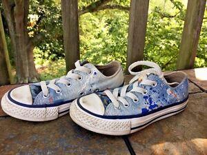 9acb1195a330 CONVERSE ALL STAR Paint Ball Splash Color Run Sneakers Boys Girls ...