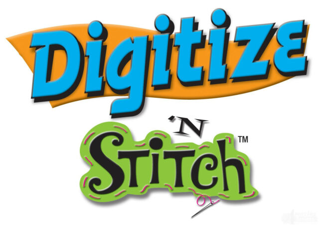 Designs Digitize N Stitch Embroidery Software For Sale Online Ebay