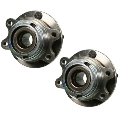 Pair Set of 2 Front Moog Wheel Bearing /& Hub Assies Kit for Nissan Murano Quest