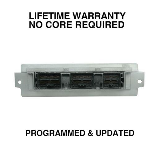 Engine Computer Programmed//Updated 2011 Ford Taurus BG1A-12A650-DE DJU4 3.5L PCM