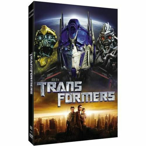 Transformers Bilingual New Sealed DVD  Free Shipping In Canada
