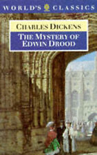 Good, The Mystery of Edwin Drood (World's Classics), Dickens, Charles, Book