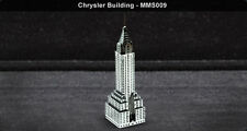 Fascinations Metal Earth CHRYSLER Building 3d Metal Model Kit