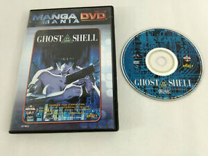 DVD-VF-Ghost-in-the-Shell-Envoi-rapide-et-suivi