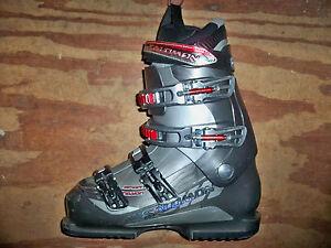 SALOMON MISSION 770 ski boots; mondo 26 + 26.5 available
