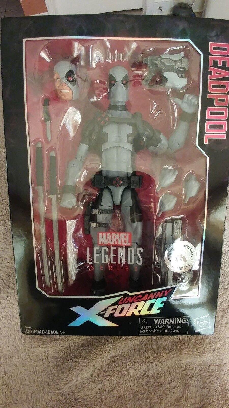 Marvel - legenden für deadpool 12 - inch x - force grauen unheimlich toys r us   tru exklusiv