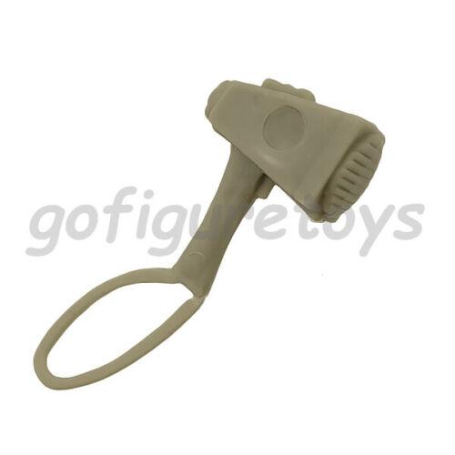 GI Joe g.i Wet-Suit v6 v7 v8 v FLASHLIGHT weapon 2001 2002 accessory