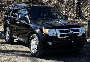 2012 Ford Escape XLT: 4WD/Bluetooth/Remote Start