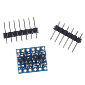 5Sets4 Channel Bi-Directional Logic Level Shifter Converters 3.3V-5V For Arduino