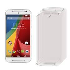 3 Front Clear Screen Display Protector Film Motorola Moto G (2014 2nd) XT1063