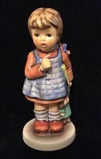 Authentic - I Wonder - Goebel W. Germany Hummel Figurine #486 Exclusive Edition