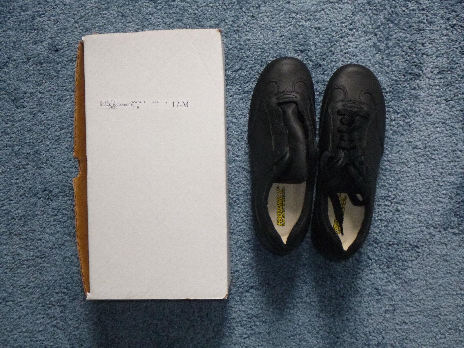 Women's Black Walkabout Sneaker by BA Mason Size 7B 7B 7B – New 09b3be