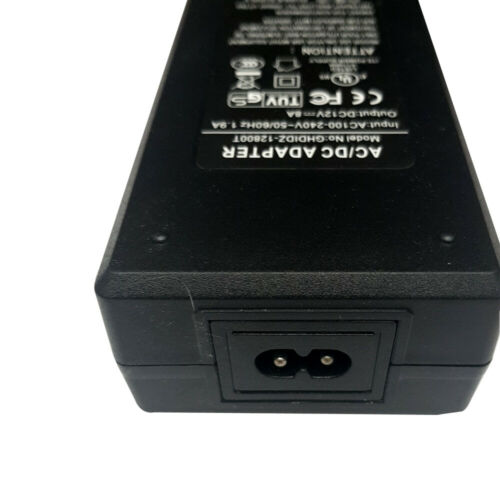 Netzteil Trafo DC12V 1-10A Netzadapter Driver für LED Strip Notebook CCTV-Kamera