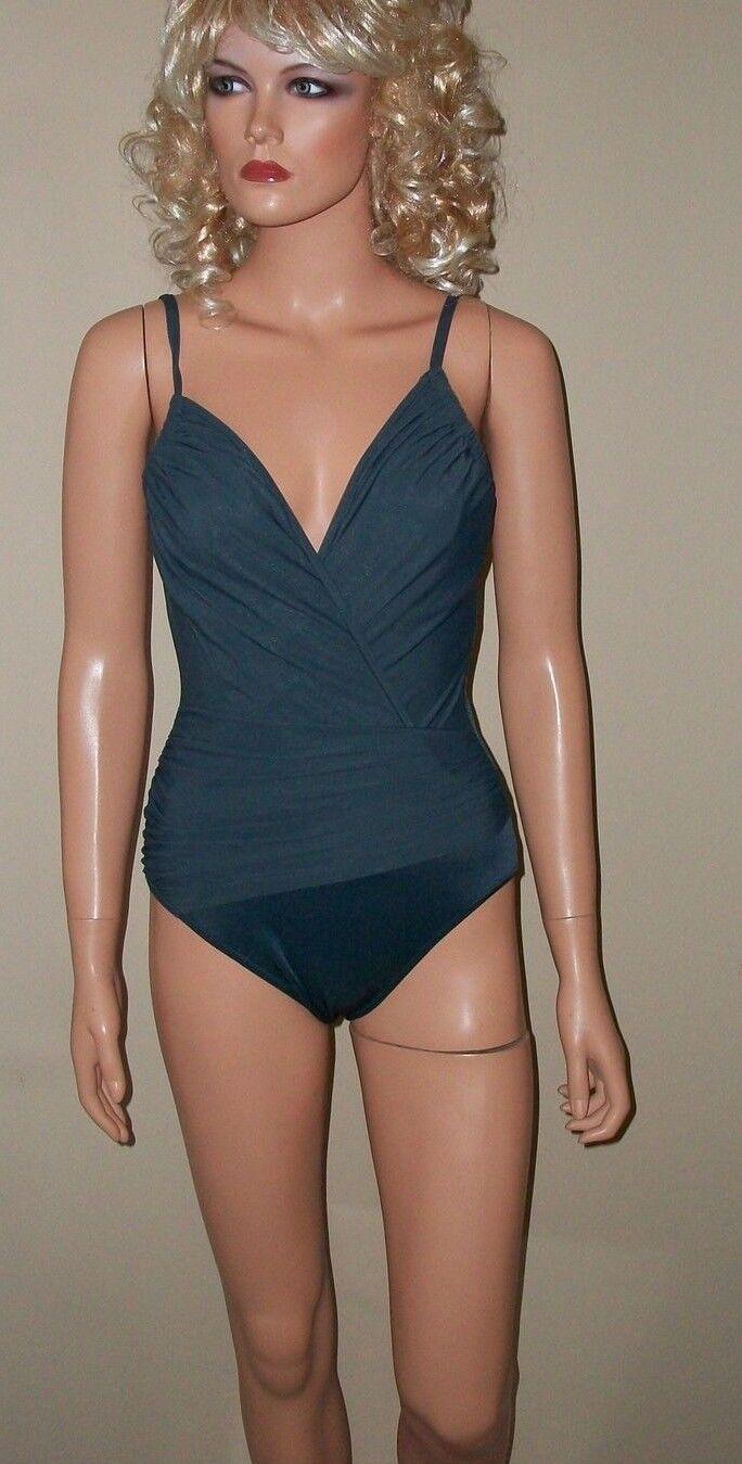 160 Victoria Secret Magicsuit Firm Control Sash Swimsuit 8