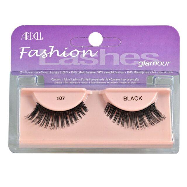 c809d665826 Ardell Professional Natural 107 Black Lashes False Eyelashes ...
