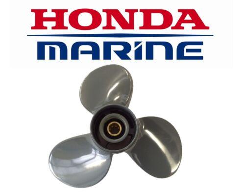 "Genuine Honda Aluminium Outboard Propeller 8//9.9//10//15//20hp 9.25 x 9/"" Pitch"