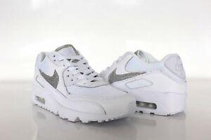scarpe air max donna brillantini