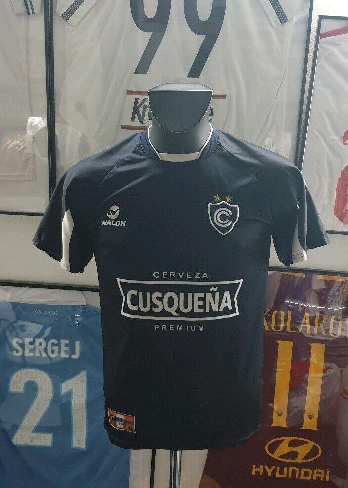 Maglia Maglia Maglietta Camiseta Vintage Peru Perù M Cusco Cienciano