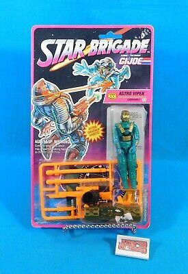 Star Brigade Astro Viper 1993 v2 Cobra GI Joe ARAH Trooper Space force