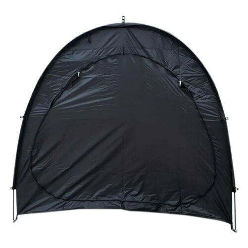 Fahrradzelt Fahrrad Garage Camping Vorrat Lagerzelt Garten Geräte Zelt 2.2*1.65m
