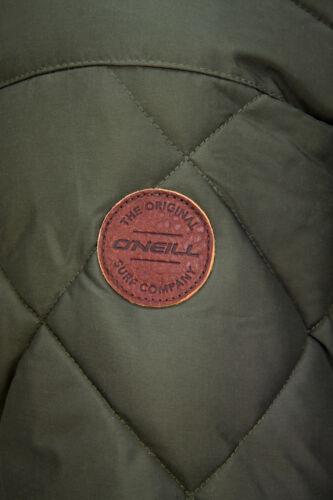 O 'Neill Washoe JACKET Hommes Veste D'Hiver & Transition Veste freitzeitjacke Vert