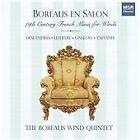 Borèalis en Salon: 19th Century French Music for Winds (2012)