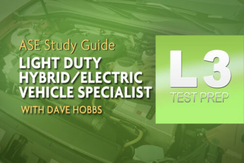 ASE-L3 Hybrid//Electric Vehicle Specialist with Dave Hobbs