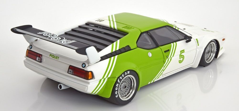 1 18 18 18 Minichamps BMW M1 Procar E26 Procar Series Champ Piquet 1980 52b442